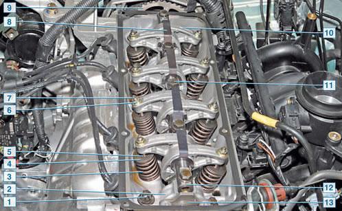 Устройства двигателя рено логан